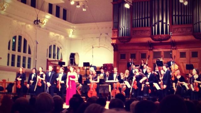 RCM Symphony Orchestra solist concert